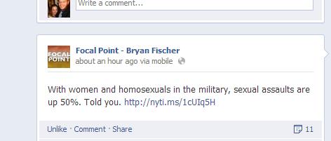 Fischer Gays Women